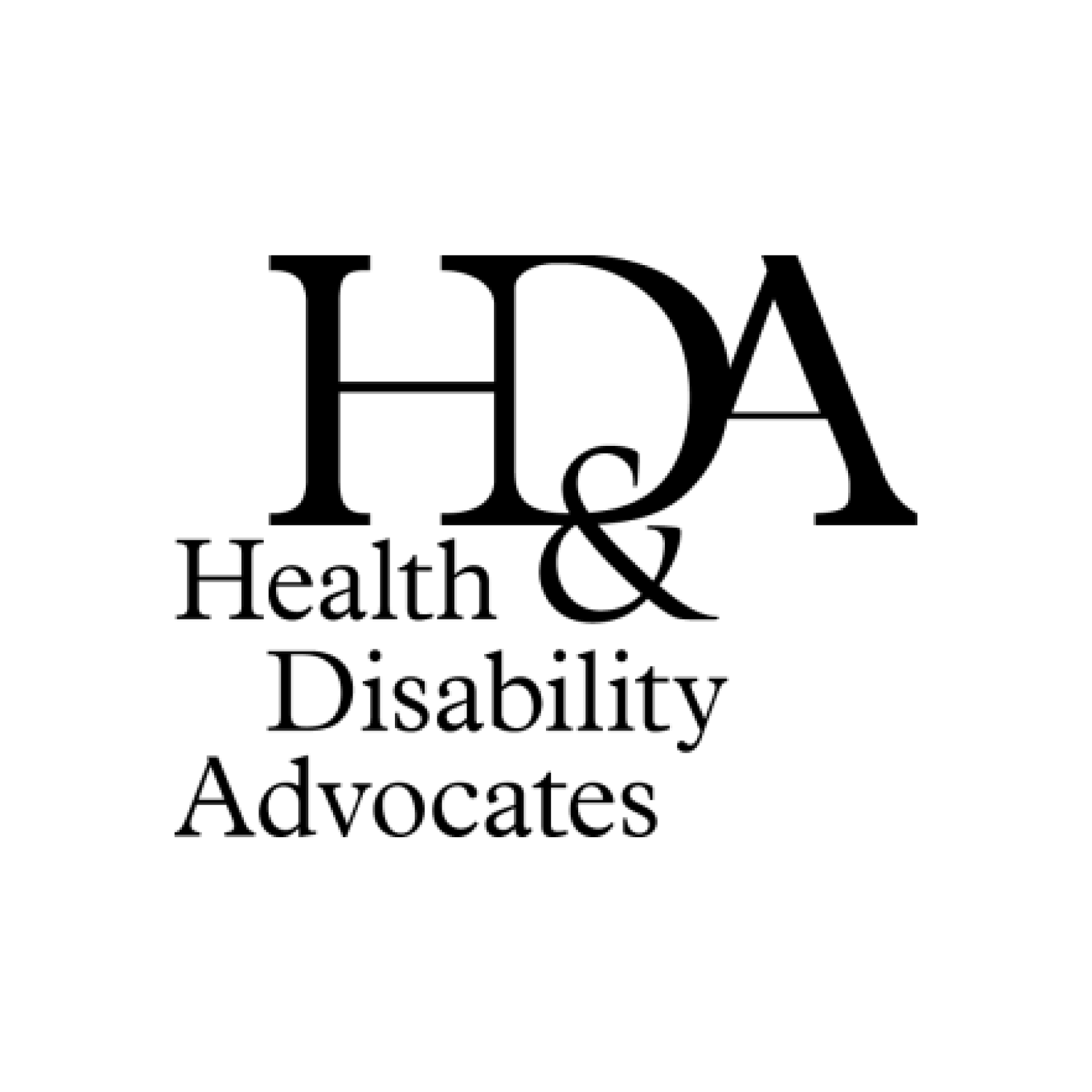 Health-&-Disibility-Advocates